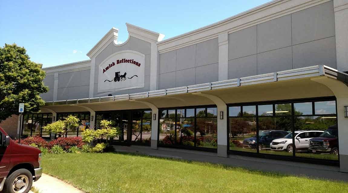 Amish Reflections Amish Furniture Store Midland Mi