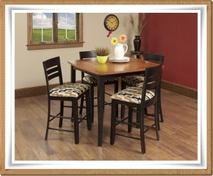 Belfast set amish reflections for Dining room tables belfast